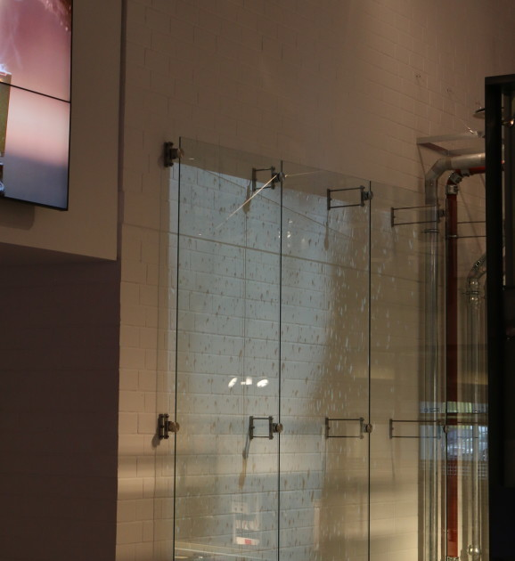 ACO Showroom Installation